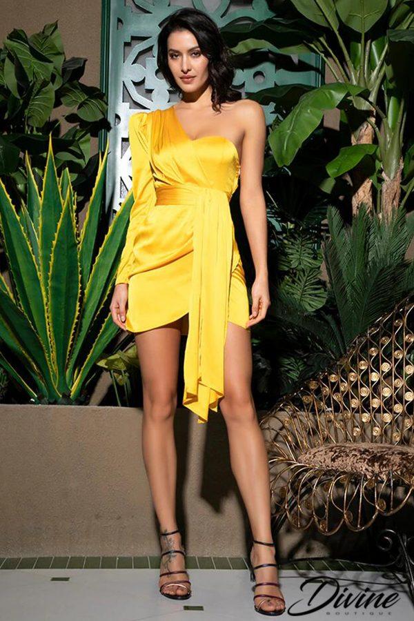rochie club de lux